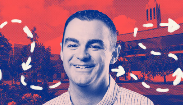 Jason Buzzell Hashtag Higher Ed Podcast