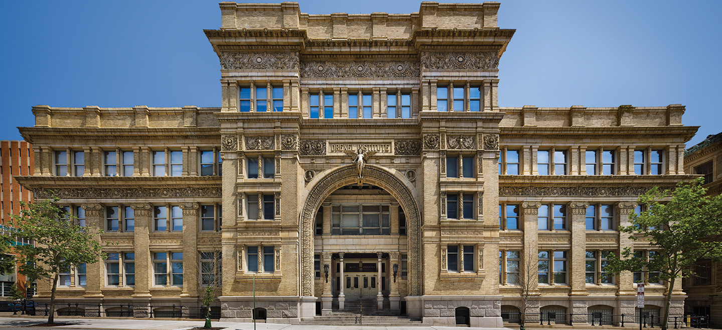 Drexel University Main Building